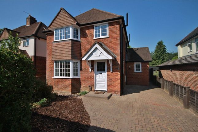 Thumbnail Detached house to rent in Cherry Tree Avenue, Guildford, Surrey