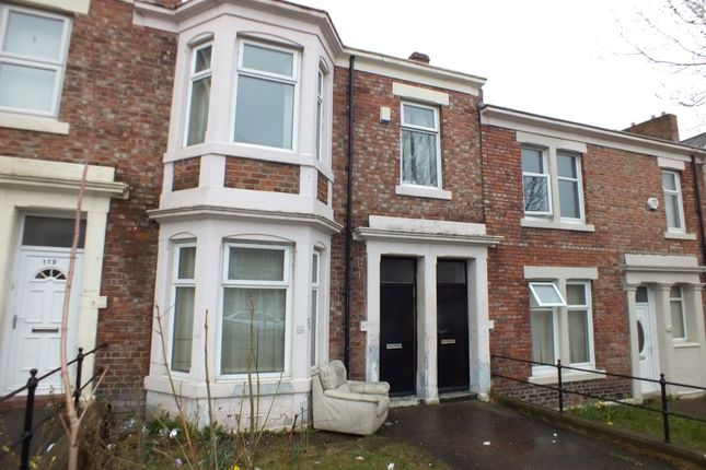 Thumbnail Flat for sale in Hartington Street, Newcastle Upon Tyne