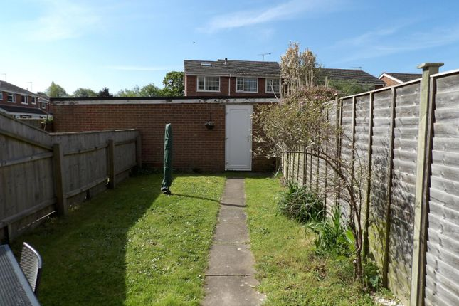 Rear Garden of Priory View Road, Burton, Christchurch BH23