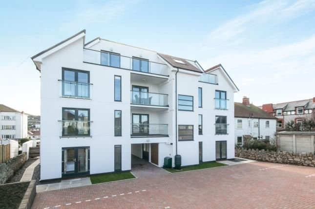 Thumbnail Flat for sale in Sunnydowns Apartments, Abbey Road, Rhos On Sea, Conwy