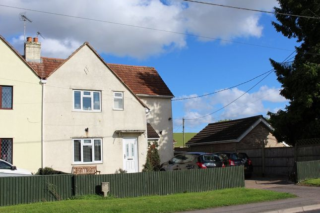 Thumbnail Semi-detached house for sale in Mill Lane, Lambourn, Hungerford