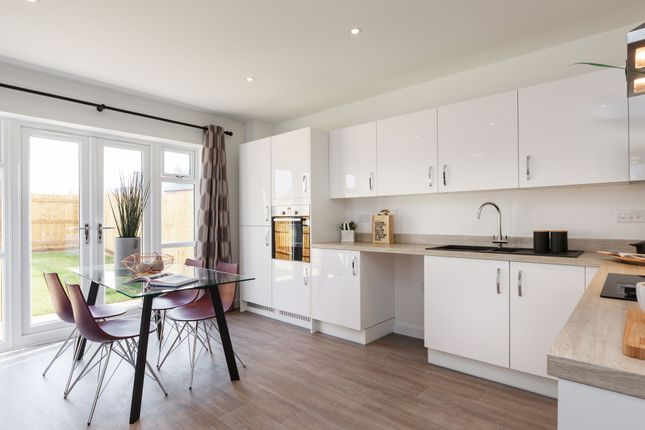 "Thumbnail 2 bedroom semi-detached house for sale in ""The Exe"" at Topsham Road, Exeter"