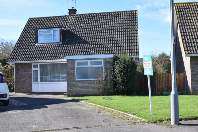 Thumbnail Detached house to rent in Windermere Avenue, Nuneaton