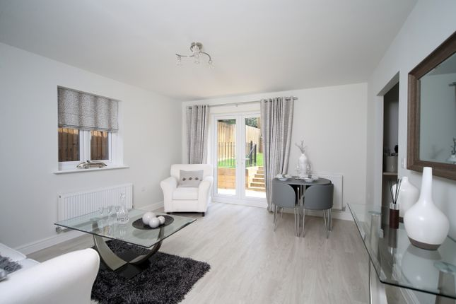 2 bed terraced bungalow for sale in The Estly, Western Gate, New Lubbesthorpe LE19