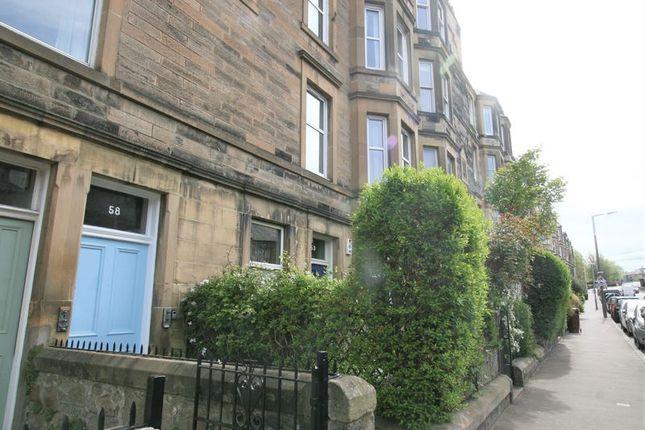 Thumbnail Flat to rent in Ashley Terrace, Edinburgh