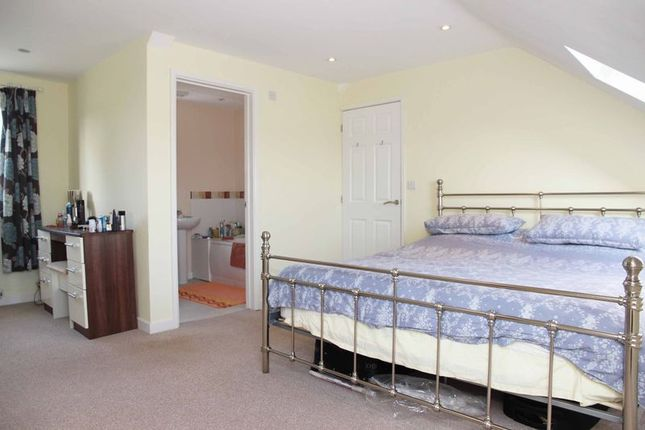 Bedroom of Place Parc, Newquay TR7
