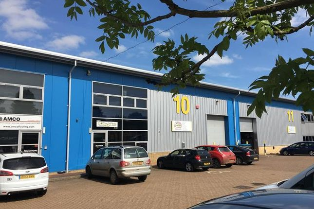 Thumbnail Light industrial for sale in Unit 10 Fingle Drive, Stonebridge, Milton Keynes, Buckinghamshire