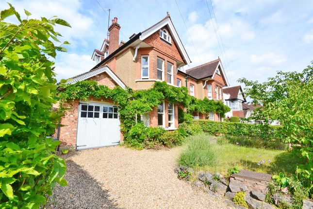 Thumbnail Semi-detached house for sale in Belmont Road, Bushey