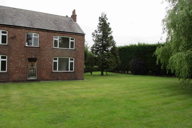 Thumbnail Detached house to rent in Twiss Green Lane, Tanners Farm, Culcheth, Warrington, Cheshire