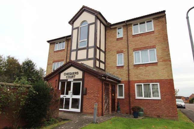 Thumbnail Flat to rent in Palmers Leaze, Bradley Stoke, Bristol