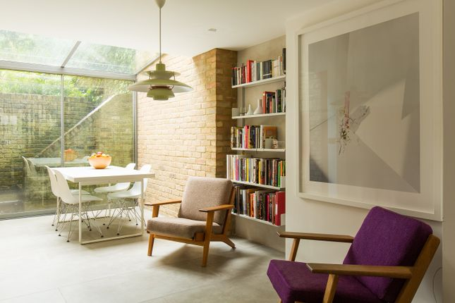 Thumbnail Terraced house for sale in Morgan Street, London