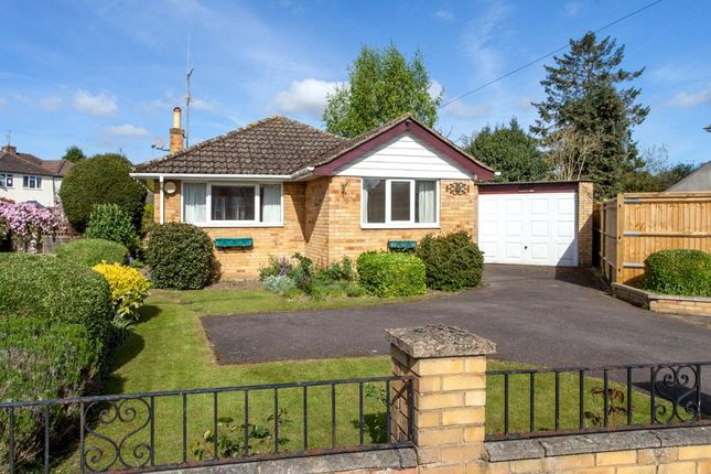 Thumbnail Detached bungalow for sale in Wycombe Road, Marlow, Buckinghamshire