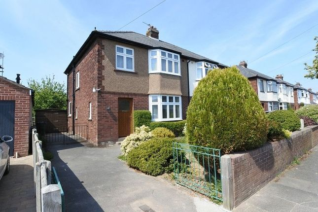 Thumbnail Semi-detached house to rent in Croft Road, Carlisle