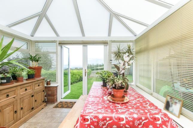 Conservatory of Highlands Road, Old Colwyn, Colwyn Bay, Conwy LL29