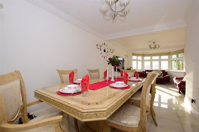 Dining Area of Southend Road, Woodford Green, Essex IG8