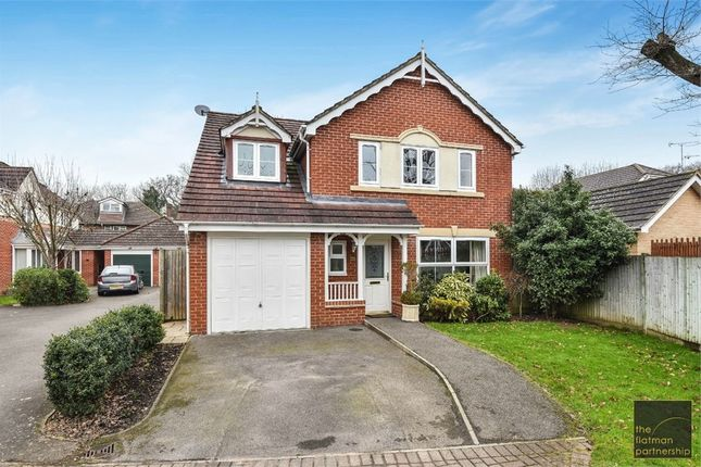 Thumbnail Detached house for sale in Hurworth Avenue, Langley, Berkshire
