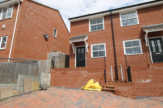 Thumbnail Semi-detached house to rent in Dudley Close, Colchester, Essex