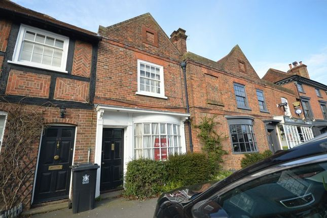 Thumbnail Terraced house to rent in Wycombe End, Beaconsfield