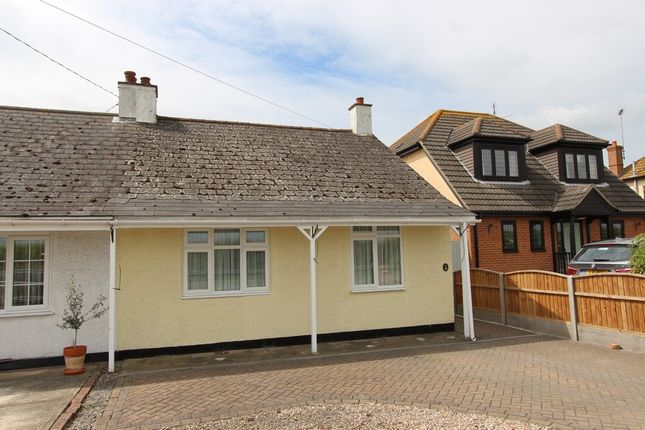 Thumbnail Semi-detached bungalow for sale in Rawreth Lane, Rayleigh