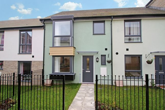 Thumbnail Semi-detached house to rent in Causeway View, Hooe, Plymouth