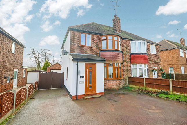 3 bed semi-detached house for sale in Barrie Grove, Hellaby, Rotherham S66