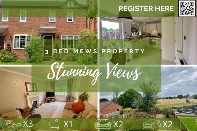 Thumbnail Mews house to rent in Newland Mews, Culcheth