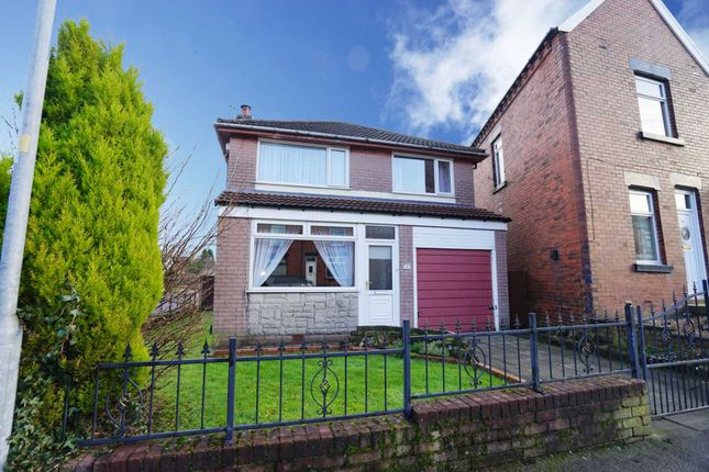Thumbnail Detached house for sale in Leinster Street, Farnworth, Bolton