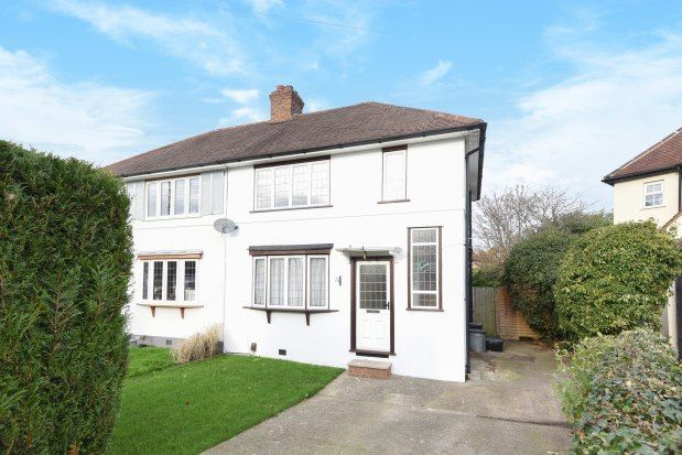 Thumbnail Property to rent in Montcalm Close, Bromley