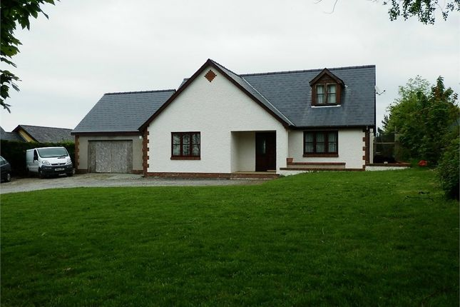 4 bed detached bungalow for sale in Clydfan, Bethania, Llanon, Ceredigion