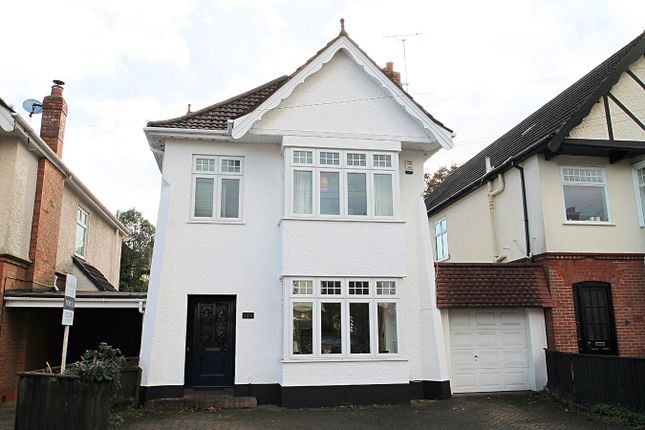 Thumbnail Detached house for sale in Parkstone Avenue, Poole