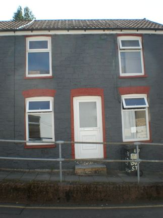 Thumbnail Terraced house to rent in Bute Street, Aberdare