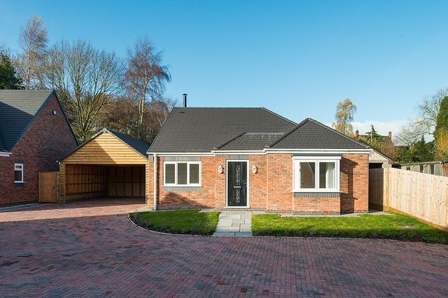 Thumbnail Detached bungalow for sale in Martley, Worcester