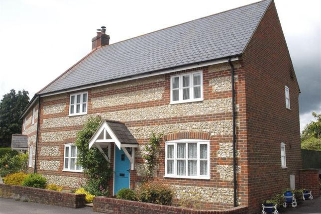 Thumbnail Semi-detached house for sale in The Cornstores, Maiden Newton, Dorchester