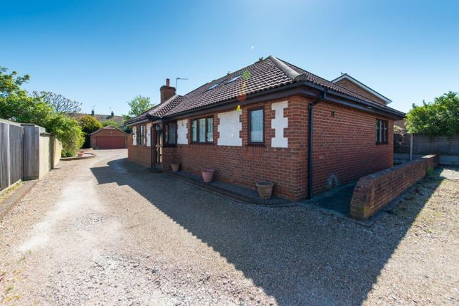 Thumbnail Detached bungalow for sale in Harold Road, Deal