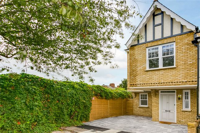 Thumbnail End terrace house for sale in Bexhill Road, London