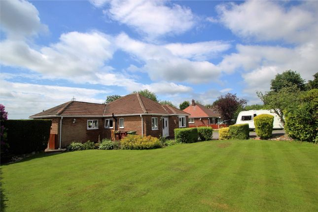 Thumbnail Detached bungalow for sale in Robin Lane, Hemsworth, West Yorkshire