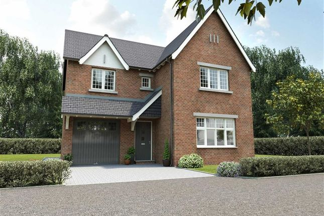 Thumbnail Detached house for sale in Ridgeway, Quinton Business Park, Quinton, Birmingham