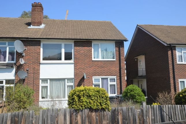 Thumbnail Maisonette to rent in Lawrence Road, South Norwood, London
