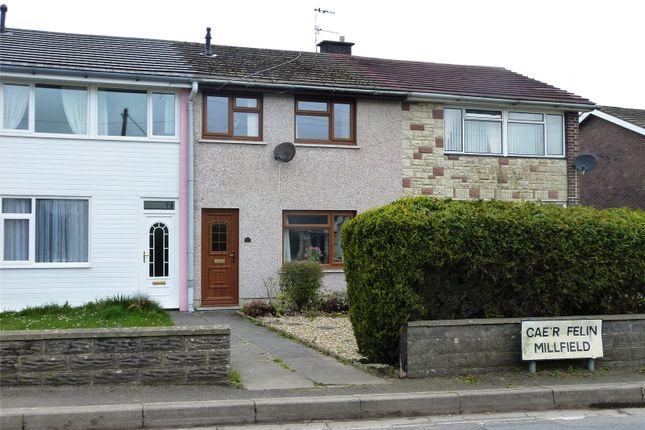 Thumbnail Terraced house for sale in Millfield, Whitland, Sir Gaerfyrddin