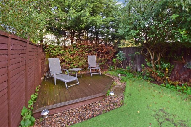 Patio / Decking of Cedar Road, Sutton, Surrey SM2