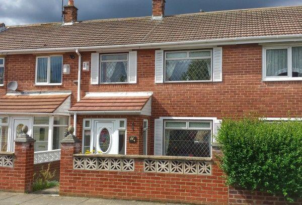 Thumbnail Terraced house to rent in Lyon Street, Hebburn