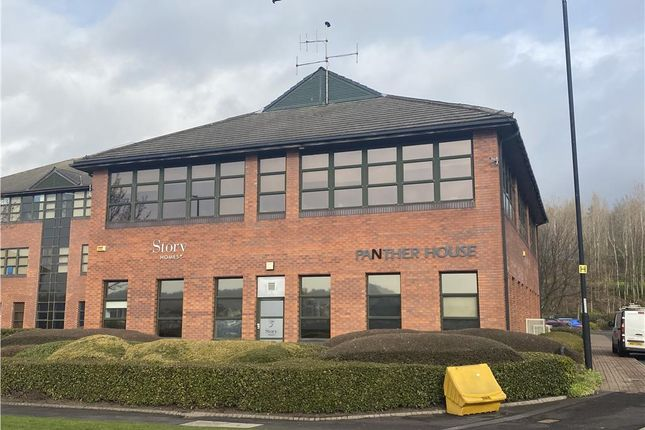 Thumbnail Office to let in Panther House, Newcastle Business Park, Asama Court, Newcastle Upon Tyne, North East