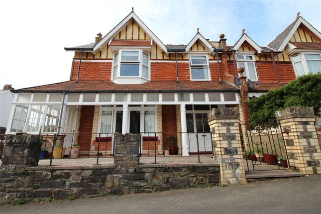 Thumbnail Detached house for sale in Broad Park Avenue, Ilfracombe