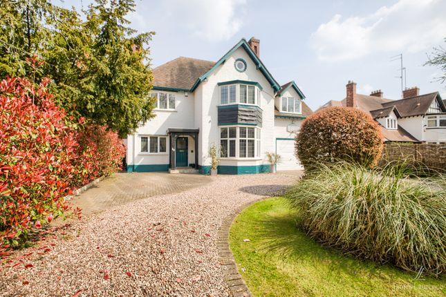 Detached house for sale in Sir Harrys Road, Edgbaston, Birmingham