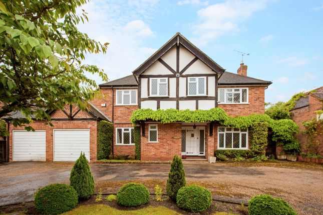 Thumbnail Detached house to rent in Canon Hill Close, Bray, Maidenhead