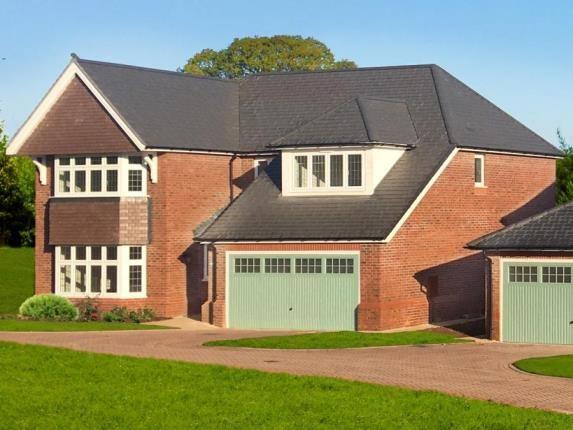 Thumbnail Detached house for sale in Pinn Hill, Exeter, Devon