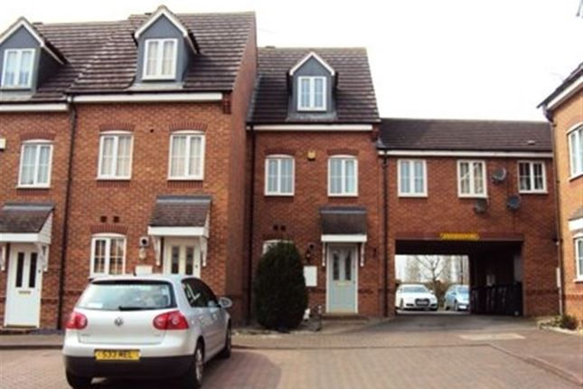 Thumbnail Property to rent in Riverslea Road, Binley, Coventry