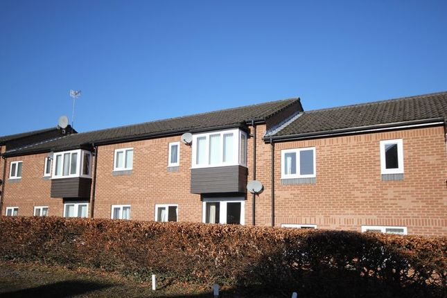 Thumbnail Flat for sale in Westfield Close, Hexham