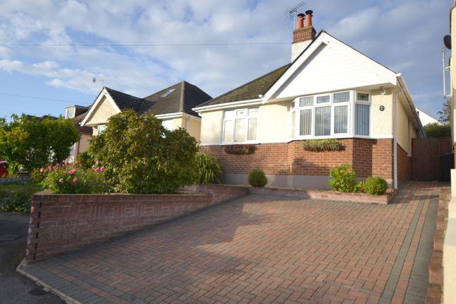 Thumbnail Detached bungalow for sale in Kent Road, Parkstone, Poole
