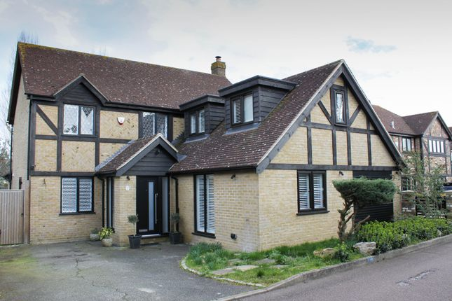 Thumbnail Detached house for sale in Lambourne Close, Chigwell
